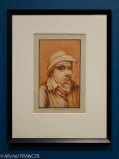 exposition Jean-Jacques Lequeu - Le borgne grimacier