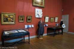 musée Delacroix - expo Delacroix et Eugène