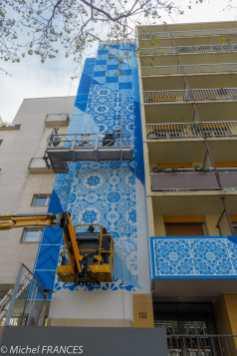 ADD FUEL - immeuble boulevard Vincent Auriol Paris 13