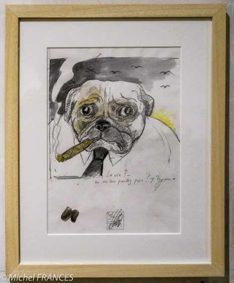 MAD - expo Drôles de petites bêtes d'Antoon Krings - Tomi Ungerer - Hadji - 1994