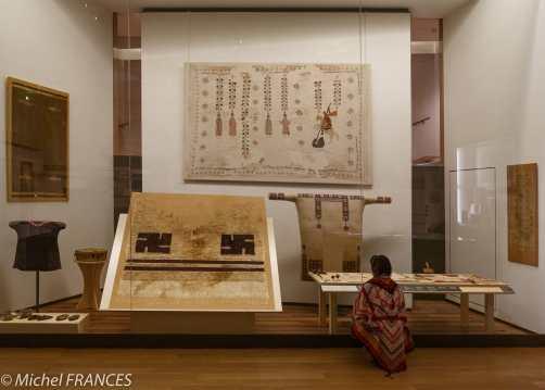 Reconstitution du monastère de Baouit