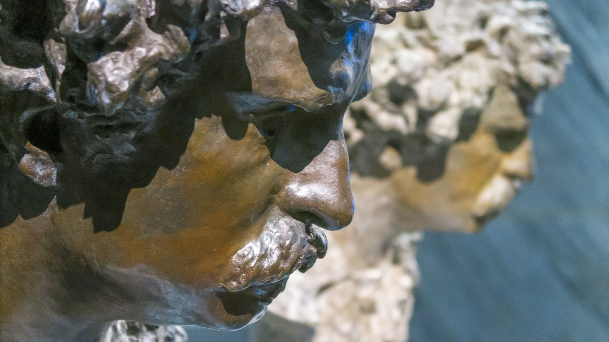exposition Vincenzo Gemito – Buste de Mariano Fortuny – 1874