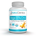 MEGA EPA DHA Fish Oil