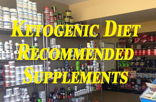 ketogenic diet supplements