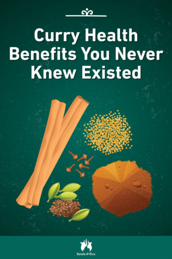 Curry Health Benefits You Never Knew Existed pin