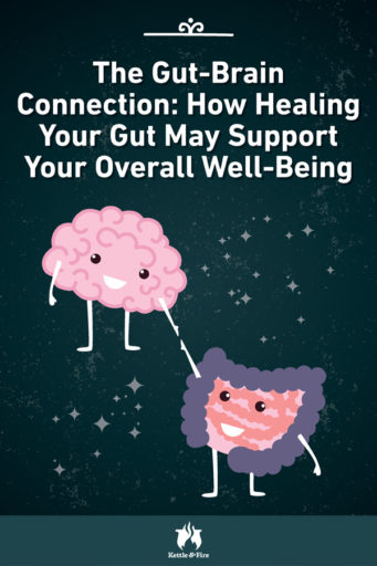 The Gut Brain Connection How Healing Your Gut May Support Your Overall Well Being pin