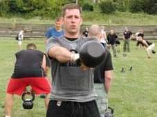 Florian Kettlebell Swings