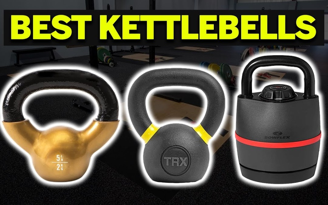 ✅ Best Kettlebells 👌 Top 5 Kettlebell Picks | 2021 Review