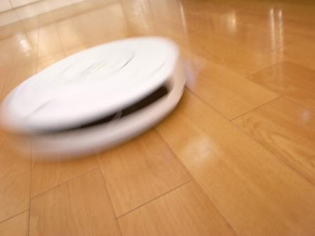 お掃除ロボット、ルンバはいるんば?