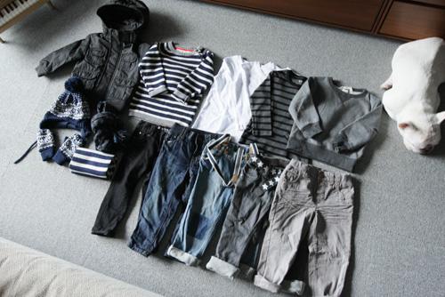 少ない数でもコーデ自在!ママがラクできる子ども服の買い方(秋冬編)