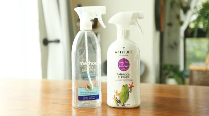 ゴシゴシこすらない。それだけでお風呂掃除が5分から30秒に短くなりました