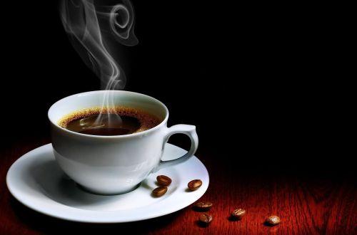 cafea neagra ceasca