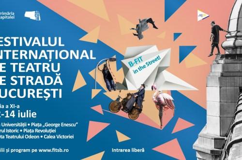 festivalul international de teatru de strada