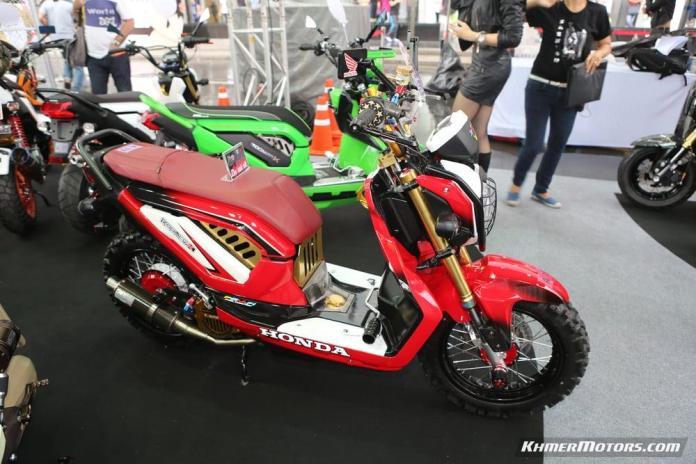 Zoomer-X designs in Honda's Mocye Idea Challenge (92)