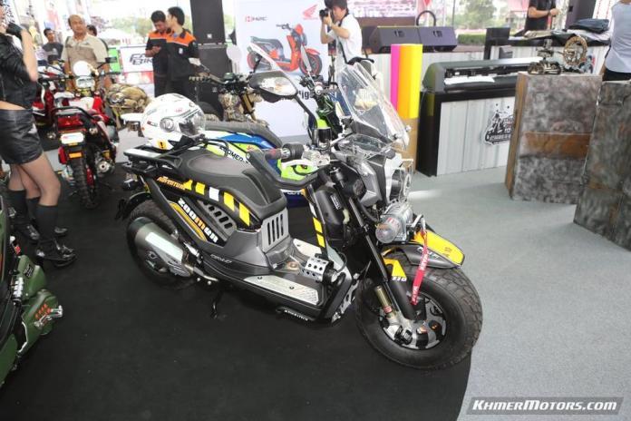 Zoomer-X designs in Honda's Mocye Idea Challenge (96)