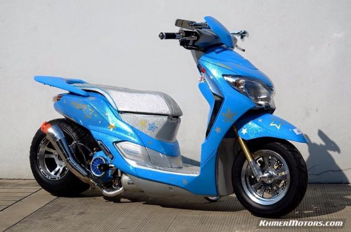 Honda Moove custom modified (10)