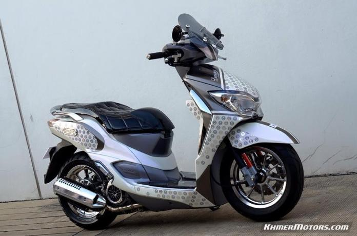 Honda Moove custom modified (15)