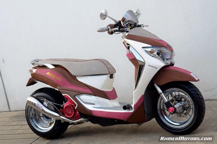 Honda Moove custom modified (16)