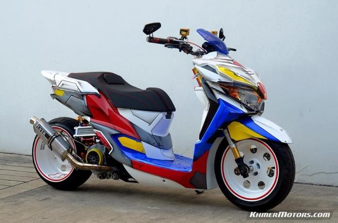 Honda Moove custom modified (18)