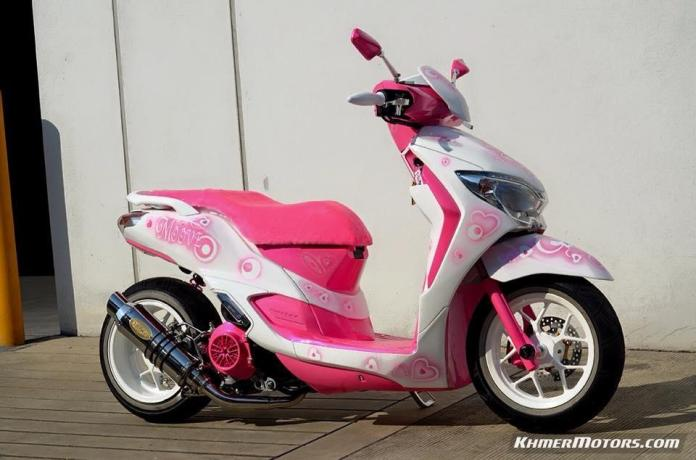 Honda Moove custom modified (19)