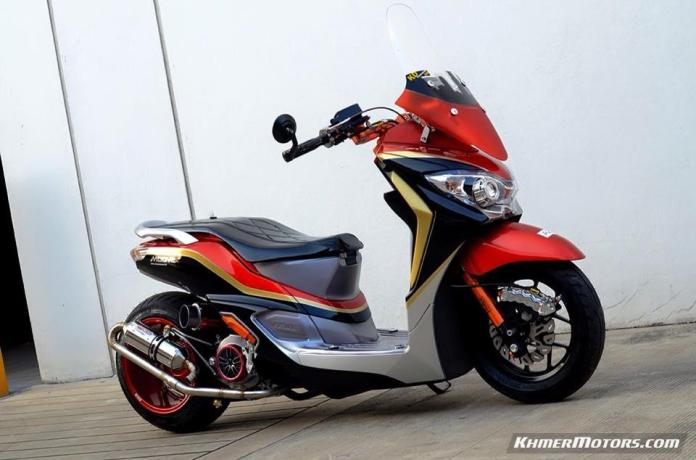 Honda Moove custom modified (25)