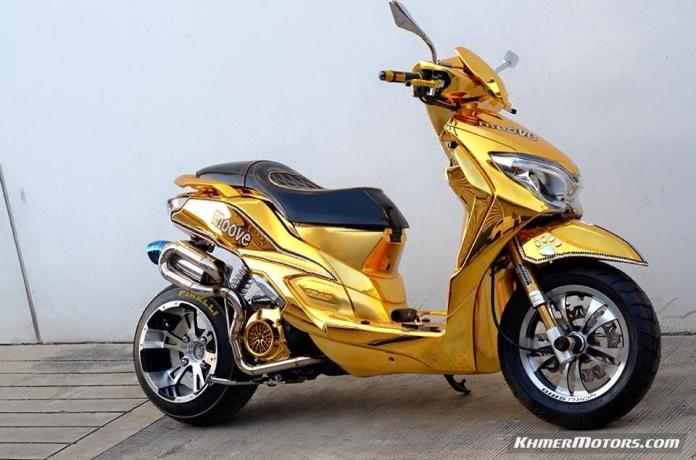 Honda Moove custom modified (6)
