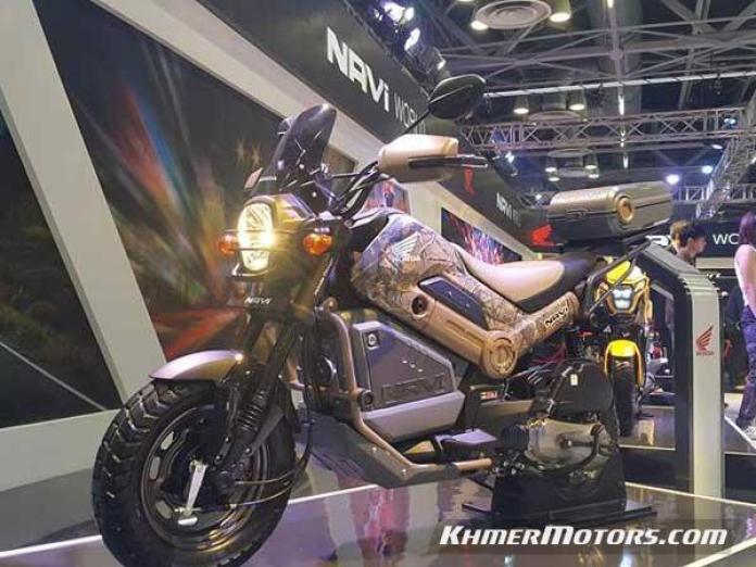 Honda NAVI custom (4)