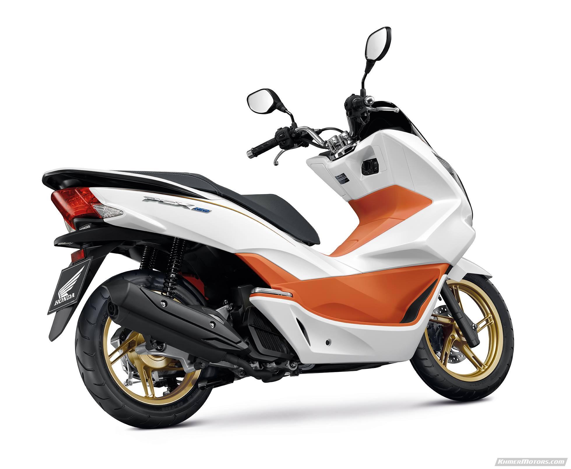 Honda PCX150 2017 [Price updated] - Khmer Motors