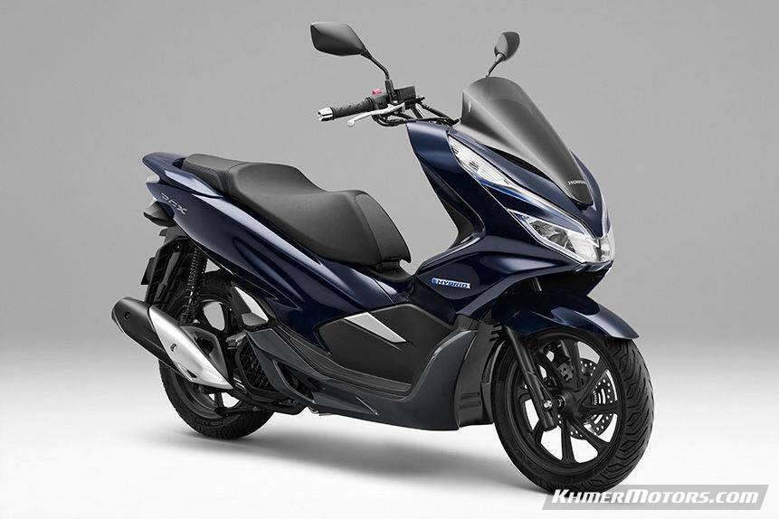 Honda Pcx Hybrid 2019 Price Khmer Motors