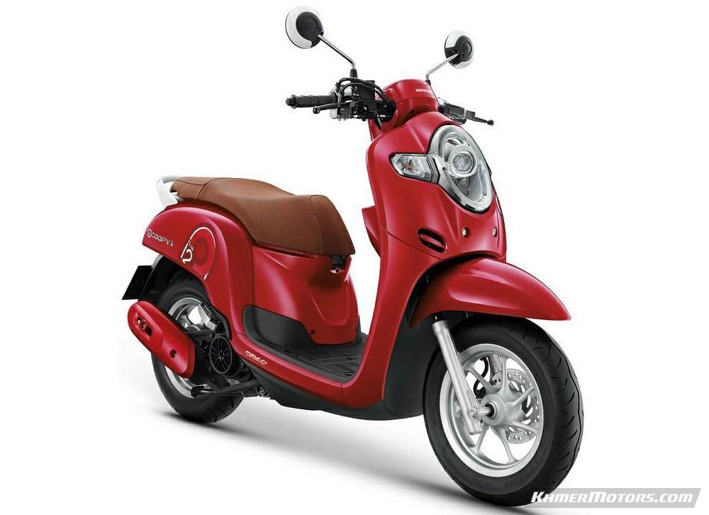 Honda Scoopy I Club12 2019 Price Khmer Motors