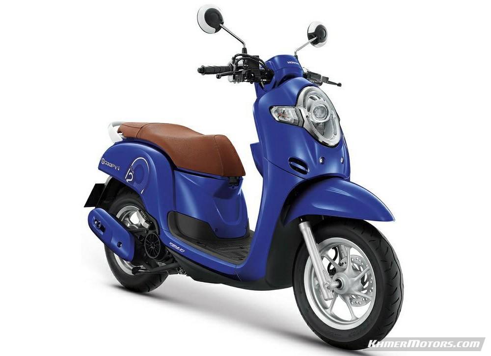 Honda Scoopy 2019 Price