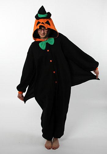 Halloween Pumpkin Kigurumi
