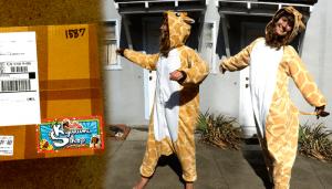 Kigurumi Shop Giraffe