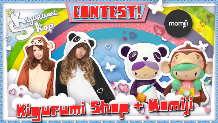 Kigurumi Shop and Momiji Contest