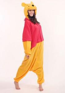Winnie the Pooh Kigurumi
