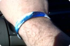 KTC/QSX Wristband