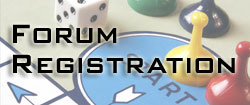 Forum Registration