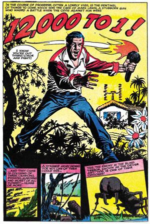 Alarming Tales #5 (September 1958)