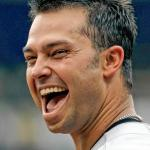 Check Out That Dip Nick Swisher Has!