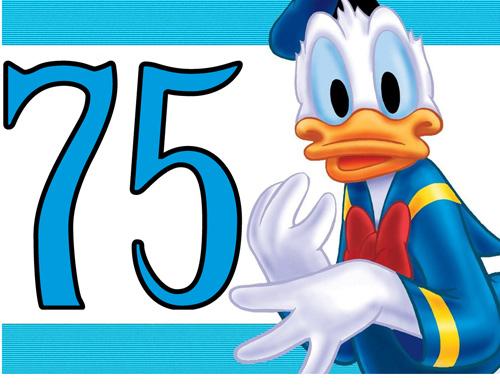 Donald Duck 75