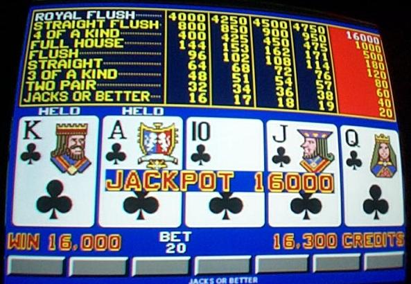 16,000 Jackpot
