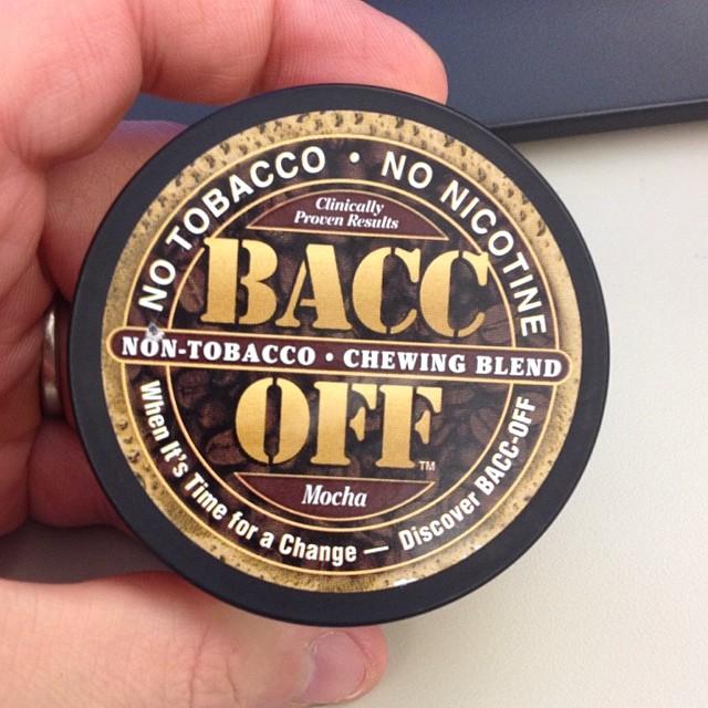 Bacc Off Mocha