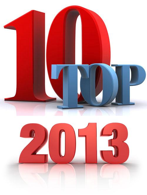 2013 Top Ten