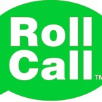 Roll Call For Wednesday May 13th, 2015