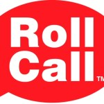 Roll Call For Monday August 31st, 2015