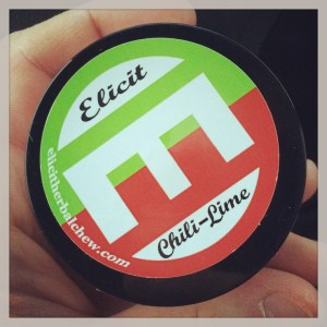 Chili-Lime - Elicit Herbal Chew