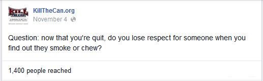Lose Respect