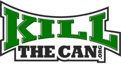KillTheCan Green Logo