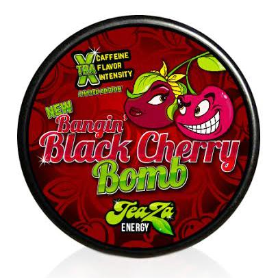 TeaZa Bangin Black Cherry Bomb