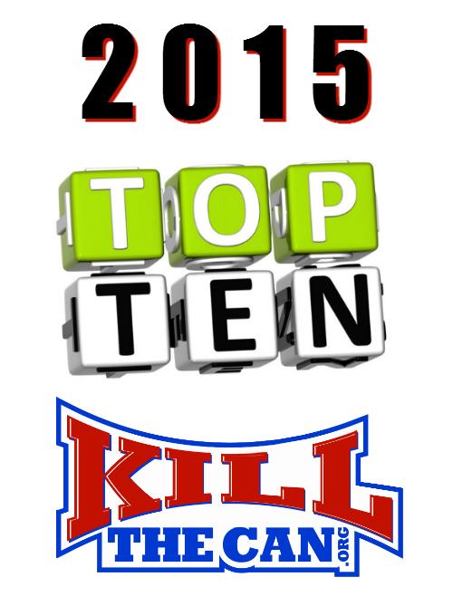 2015 Top Ten